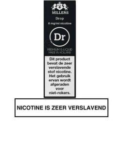 Millers Juice Silverline - Drop