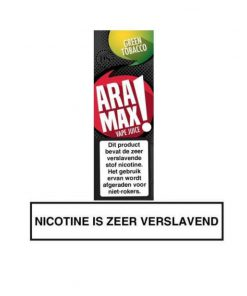 Aramax Green Tobacco E-liquid