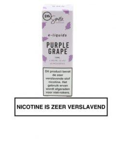 Simple Essentials Purple Grape
