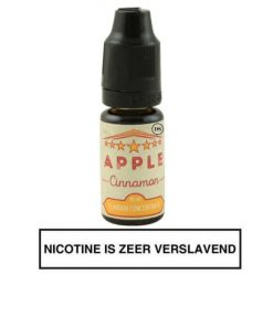 Apple Cinnamon - Cirkus The Authentics (aroma)