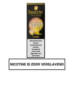 Flavourtec Intense Cinnamon Crunch