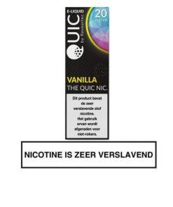Flavourtec Flavourtec Vanilla Nic Salt e-liquid