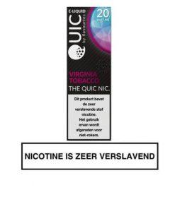 Flavourtec Virginia Tobacco Nic Salt