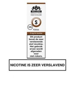 Millers Juice Silverline Kokos e-liquid
