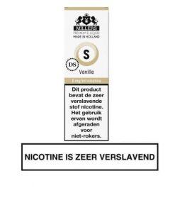 Millers Juice Silverline - Vanille e-liquid