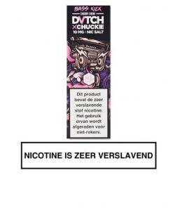 DVTCH Nic Salt Bass Kick e-liquid