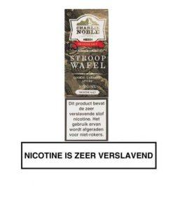 Stroopwafel - Charlie Noble Nic Salt