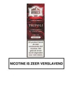 Tripoli - Charlie Noble Nic Salt