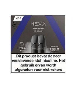 Hexa 2.0 Pod Blueberry