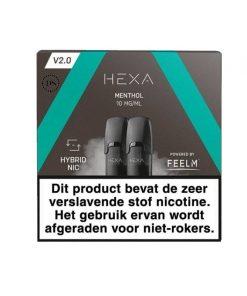 Hexa 2.0 Pod Menthol