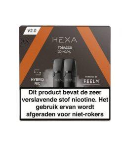 Hexa 2.0 Pod Tobacco