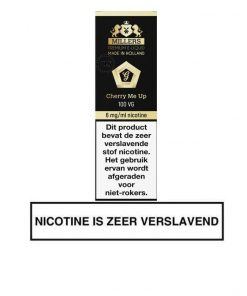 Millers Juice Goldline Cherry me up e-liquid