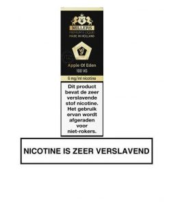 Millers Juice Goldline Apple of Eden e-liquid