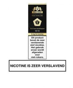 Millers Juice Goldline Best Bam Buddhapest e-liquid
