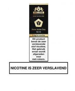 Millers Juice Goldline Have Anise Day e-liquid