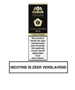 Millers Juice Goldline 1001 Nights e-liquid