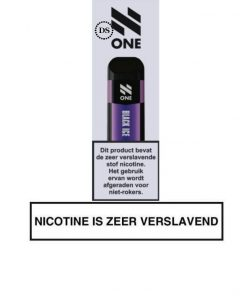 N-One Disposable POD Black Ice